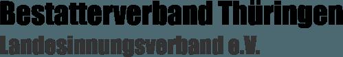 Bestatterverband Thüringen - Landesinnungsverband e.V.