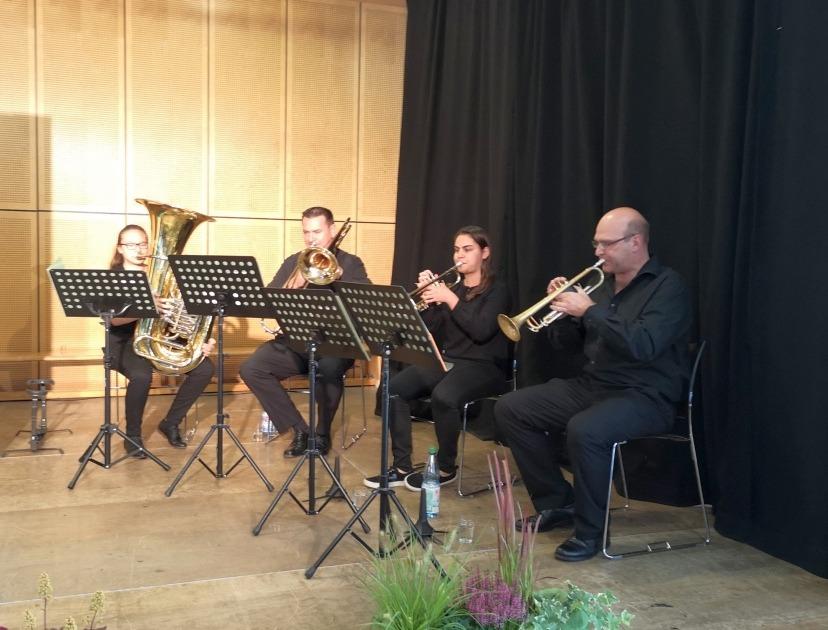 Die diesjährige Freisprechungsfeier 2019 in Münnerstadt